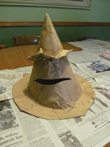 The Harry Potter Sorting Hat