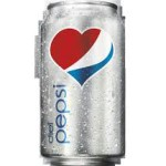 diet pepsi can